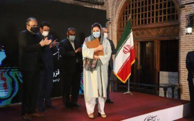 برترین های جشنواره فیلم های مستند یادگار در قزوین تجلیل شدند